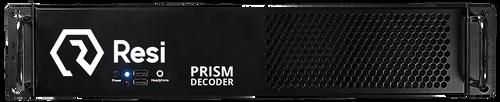 Resi PRISM Multisite Decoder with Redundant PSU and Genlock D2202