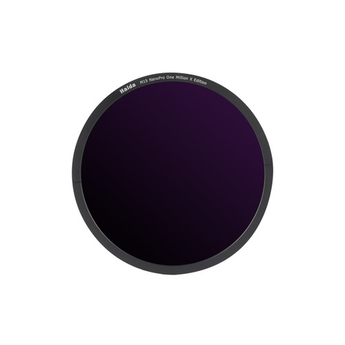 Red-Diamond M15 Magnetic 20-Stop Round Filter - One Million X Edition