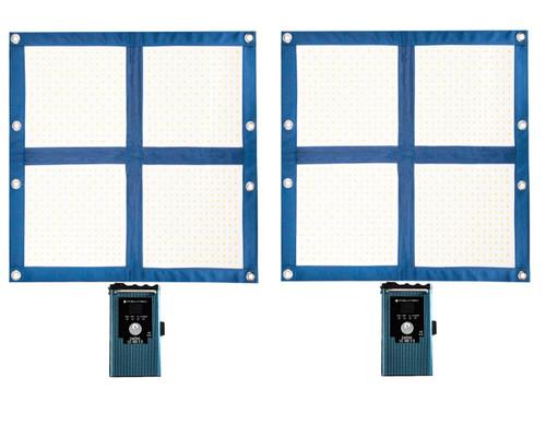 LiteCloth LC-160 2.0 2 Light Kit