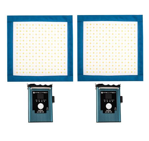 LiteCloth LC-50 2.0 2 Light Kit