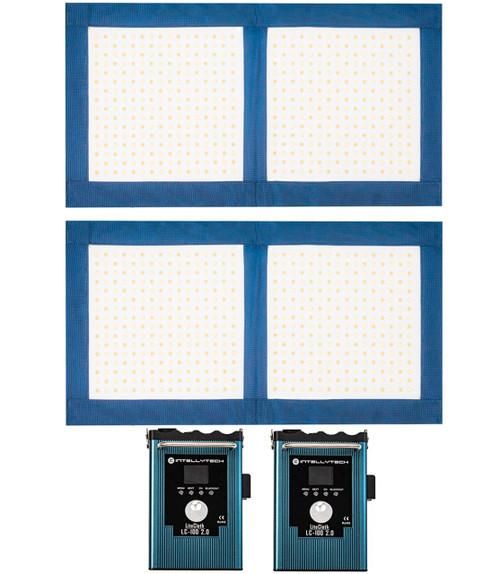 LiteCloth LC-100 2.0 2 Light Kit