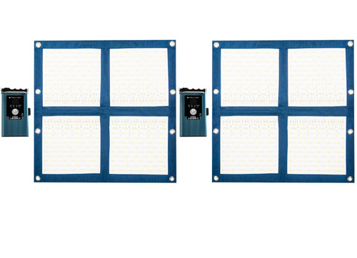 LiteCloth LC-160 RGBWW 2.0 2 Light Kit