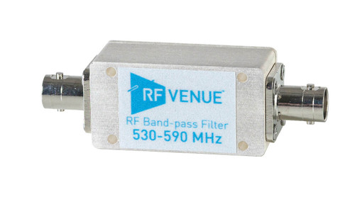 Band-pass Filter 530-590 MHz