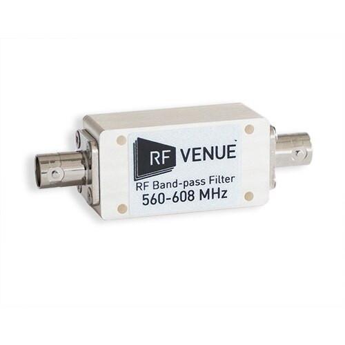 Band-pass Filter 560-608 MHz