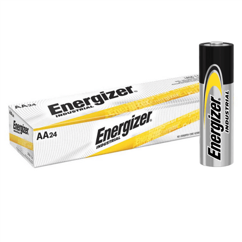 Energizer Industrial AA Batteries Box of 24