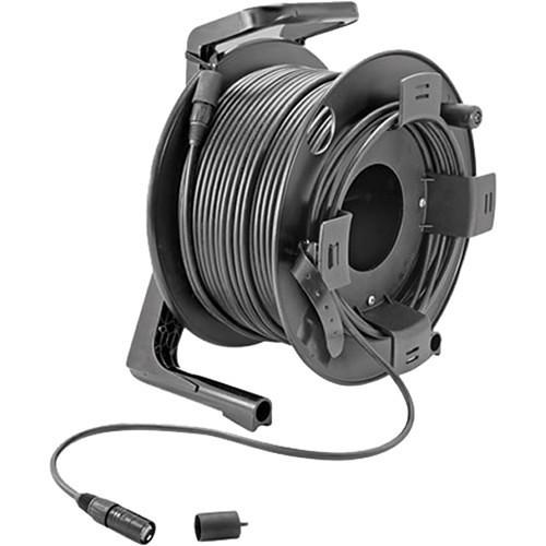 CAT6 Cable Drum with Locking Neutrik etherCON Connectors