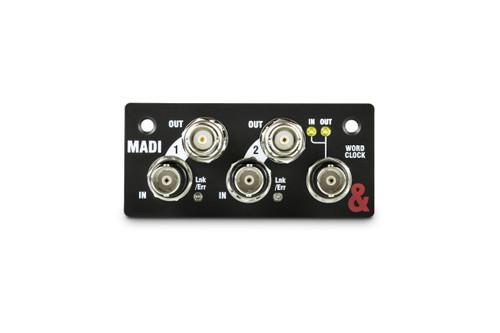 SQ MADI Module for SQ Series
