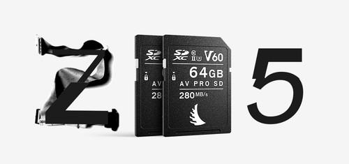 Match Pack for Nikon Z5  V60 | 2 PACK