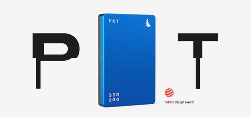 SSD2GO PKT MK2 512GB