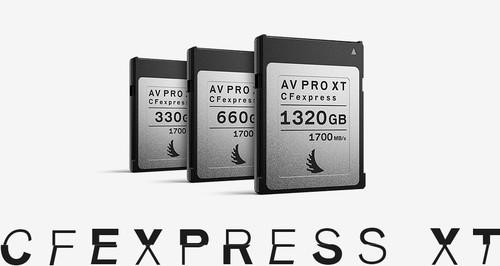 AV PRO CFexpress XT 330 GB | 1 PACK