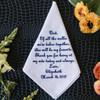 Father of the Bride handkerchief