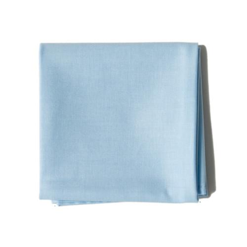 powder blue men's handkerchief