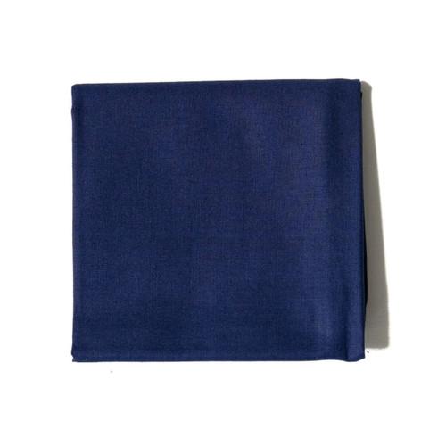Navy men's handkerchief