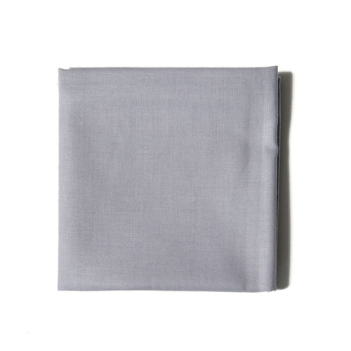 Grey men's handkerchief
