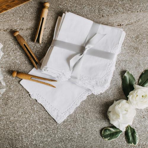 Bulk Handkerchief Favor