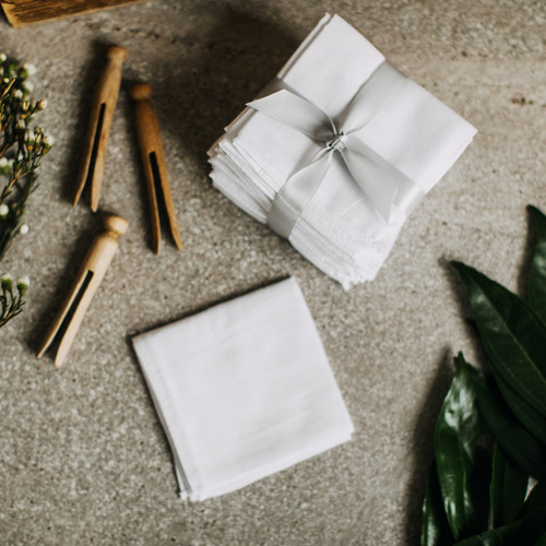 Bulk Men's Handkerchief Favors
