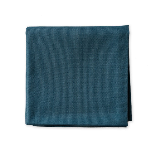 Smokey Blue Men's Handkerchief