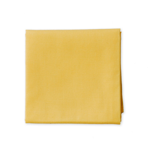 Lemon Yellow Men's Handkerchief
