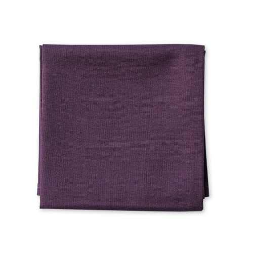 Eggplant Purple Men's Handkerchief