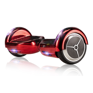 Hooverboard Advance Metallic Red