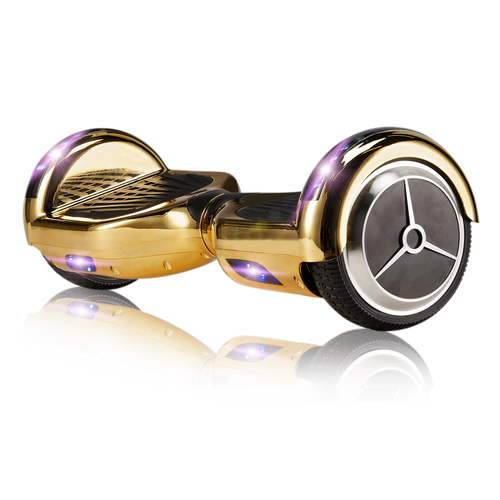 Hoverboard Classic Metallic Gold