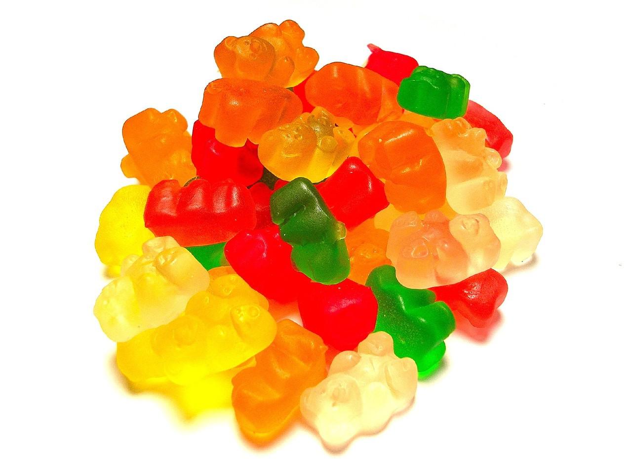 Gummy Bears-Fruit