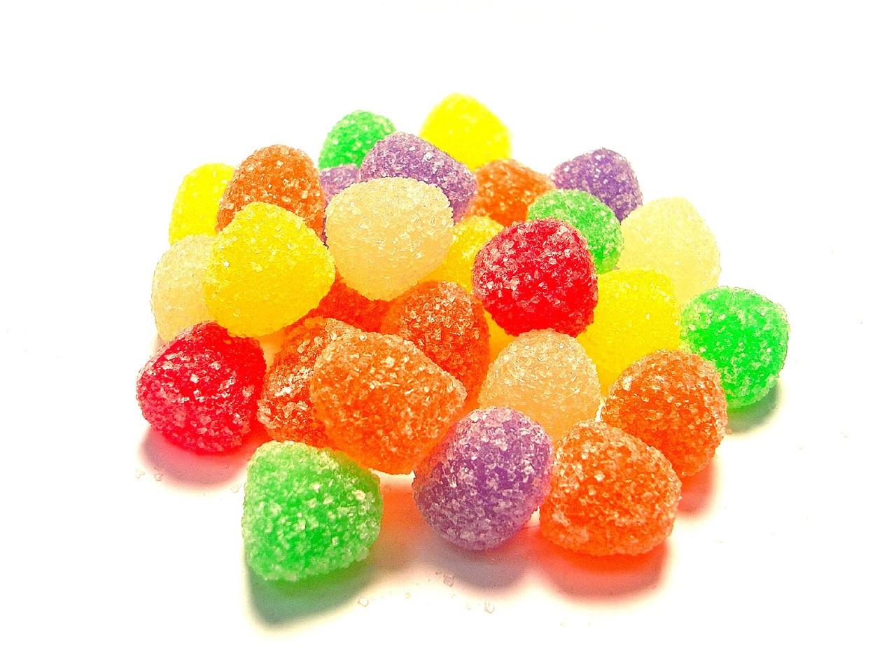 Spice Gum Drops