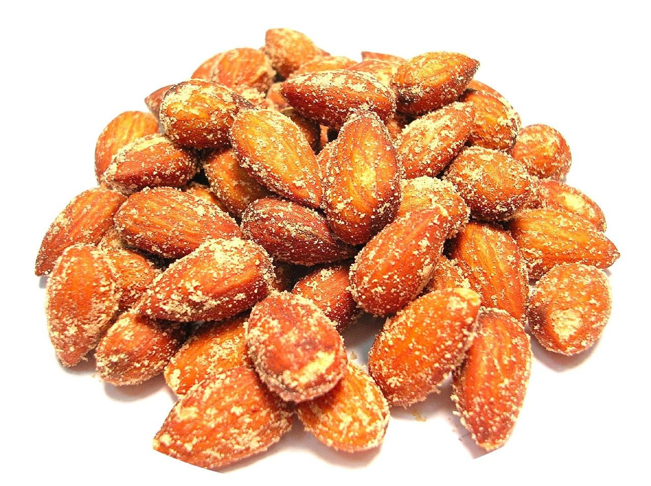 Almonds- Smoked
