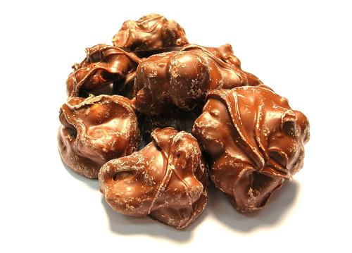 Choc. Peanut Clusters