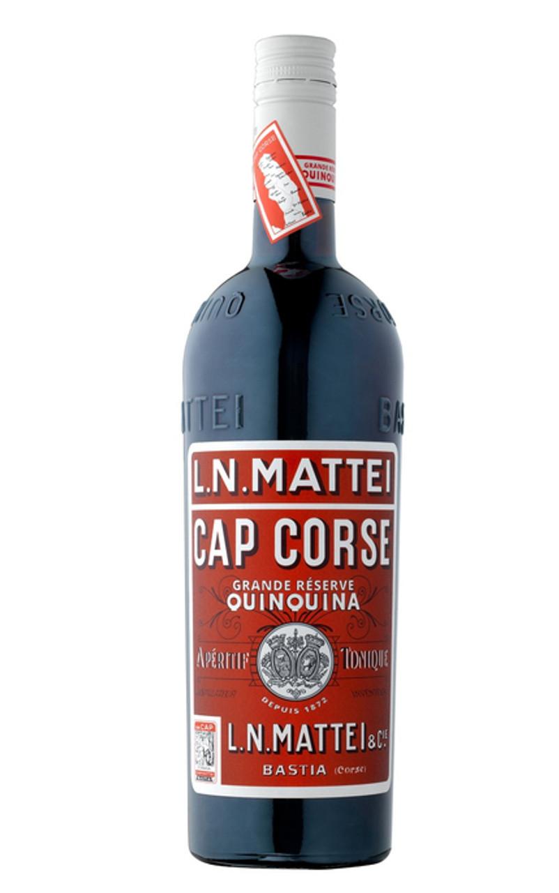 L N Mattei Cap Corse Quinquina Rouge Corsica France 750 Ml Ferry Plaza Wine Merchant
