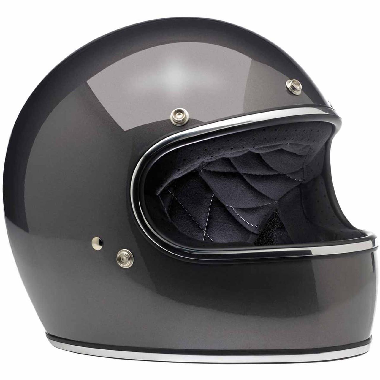 Metallic Bourbon SALE Biltwell Gringo Full Face Retro Helmet SALE