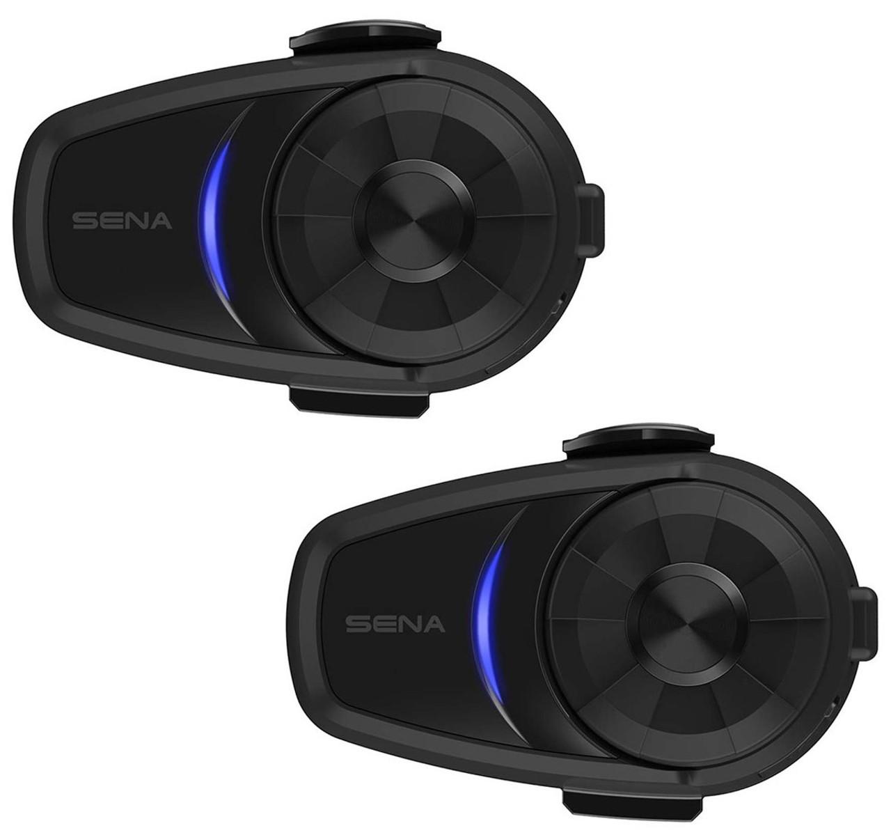 10S-01 SENA 10S Bluetooth Headset//Intercom for Scooter//Motorcycle Helmets