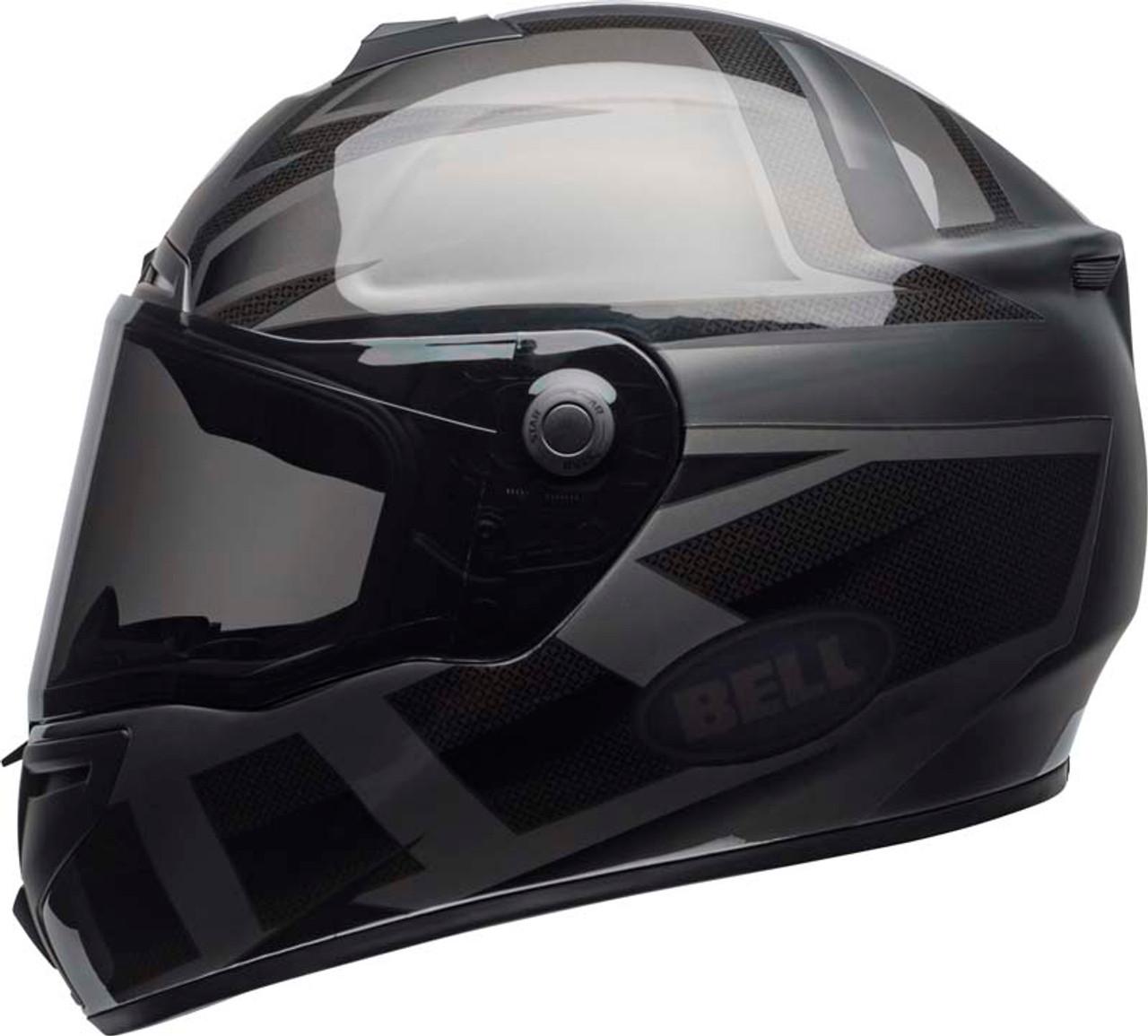 Bell Helmet srt predator blackout black matt//gloss s