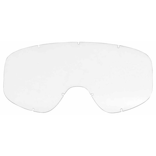 2ce580196707 Biltwell Moto 2.0 Goggle Lens Clear Front