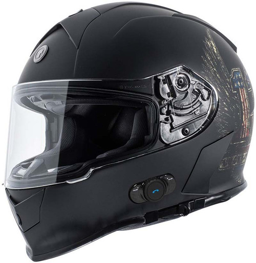 TORC T14-T14B Helmet Shield Side Pivot Kit 2 Piece Left//Right
