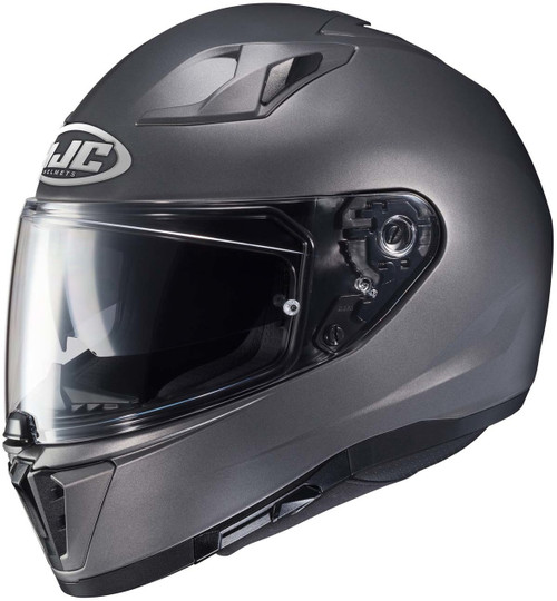 Medium HJC i70 Helmet Eluma RED//Black