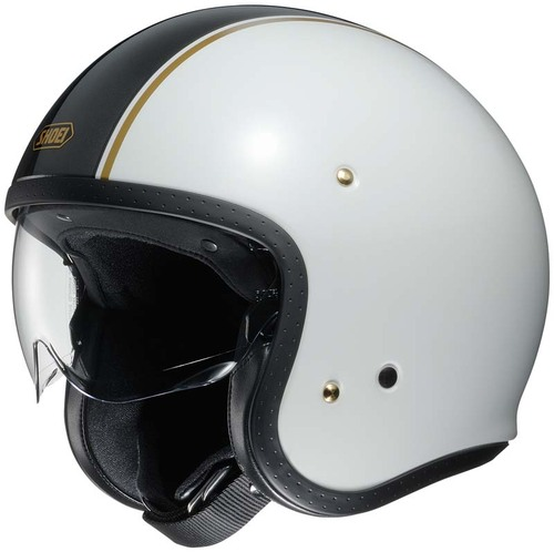 Fly Racing .38 Wrench Open Face Motorcycle Helmet Black//Copper