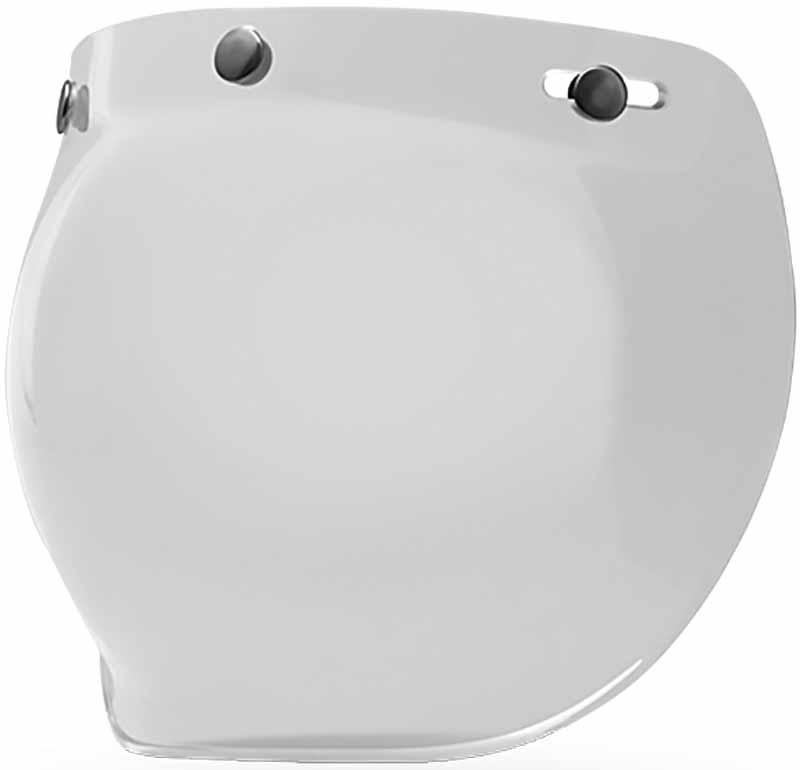 4875be6a Bell Custom 500 3-Snap Bubble Shield | XtremeHelmets.com