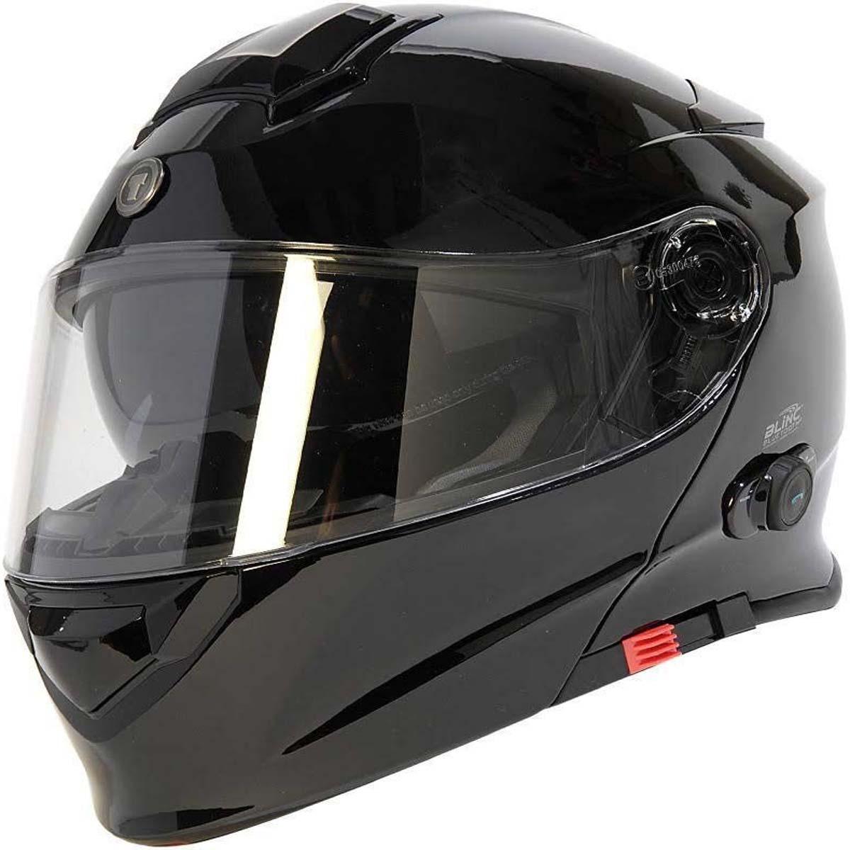 f2c09fc8 Torc T-28B Helmet Solids Gloss Black. Previous