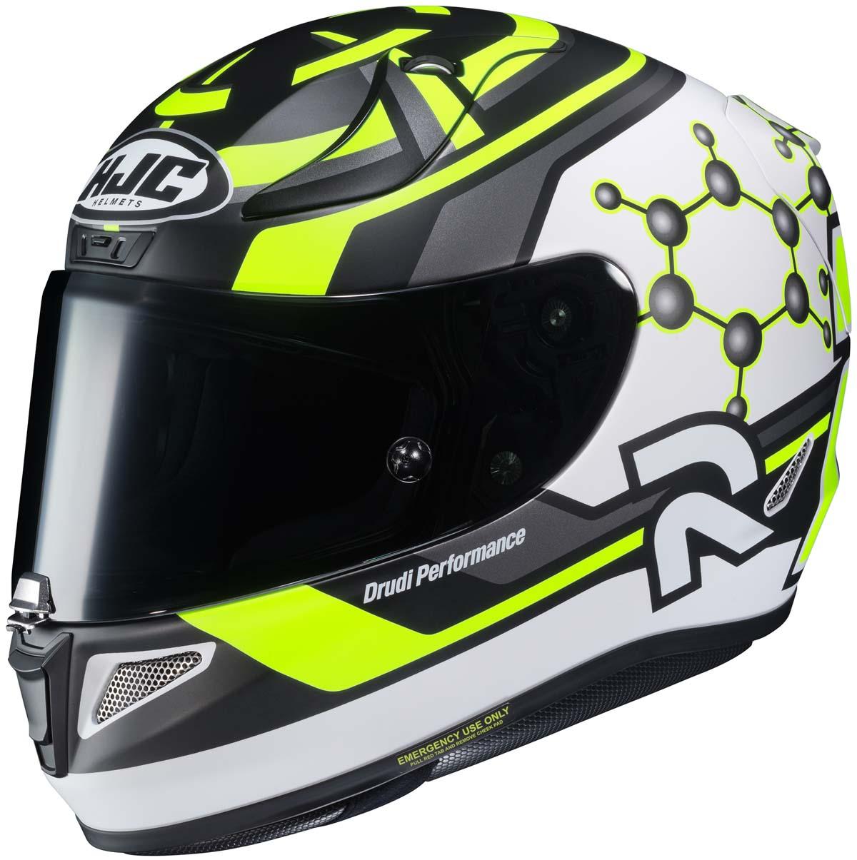 Hjc Rpha 11 >> Hjc Rpha 11 Pro Iannone Helmet Xtremehelmets Com