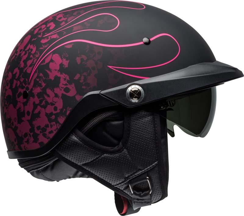1f9c2694 Bell Pit Boss Catacombs Helmet Matte Pin Pink | Xtremehelmets.com