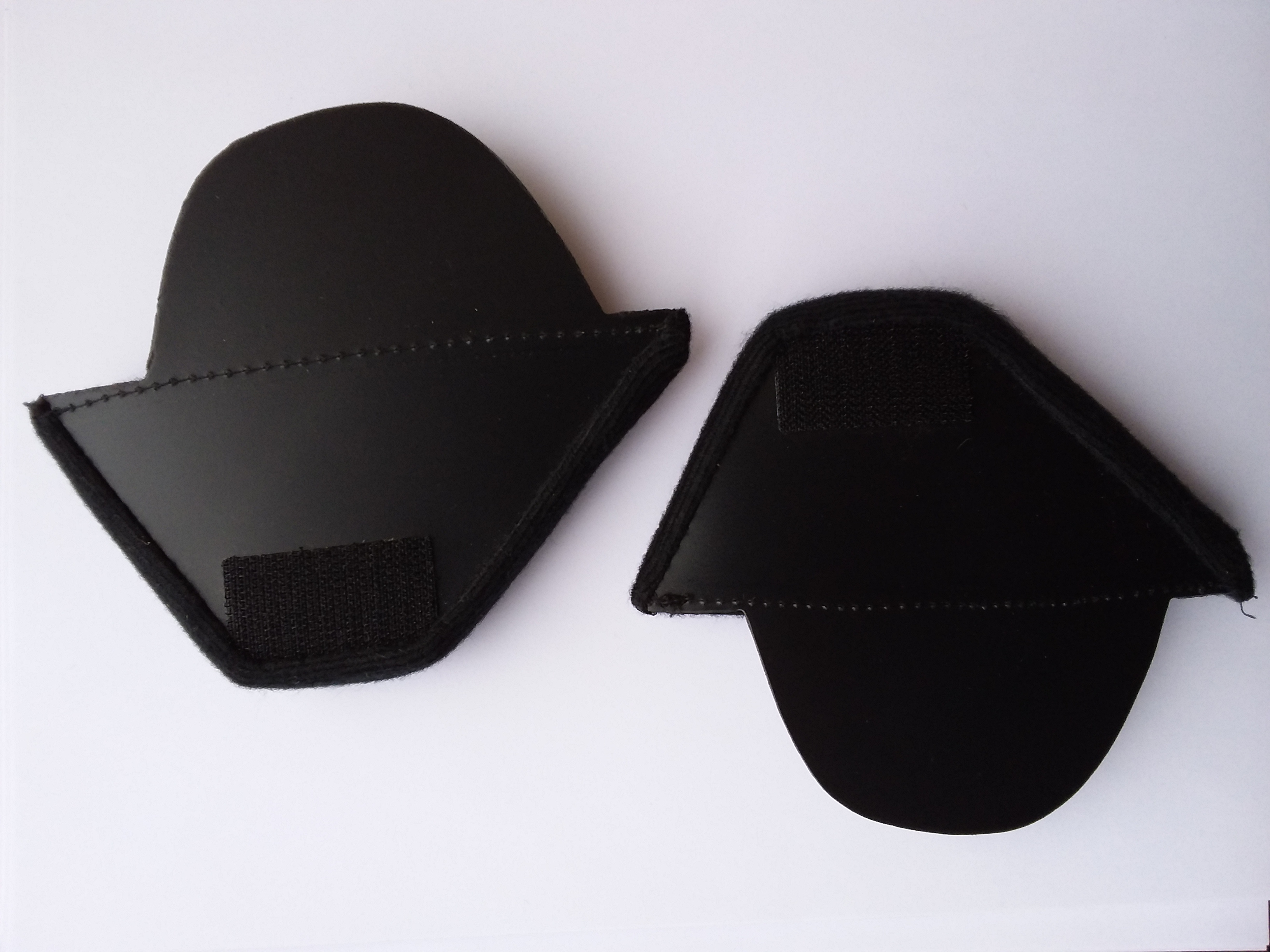 Vega Half Helmet Ear Pads Speaker Pockets