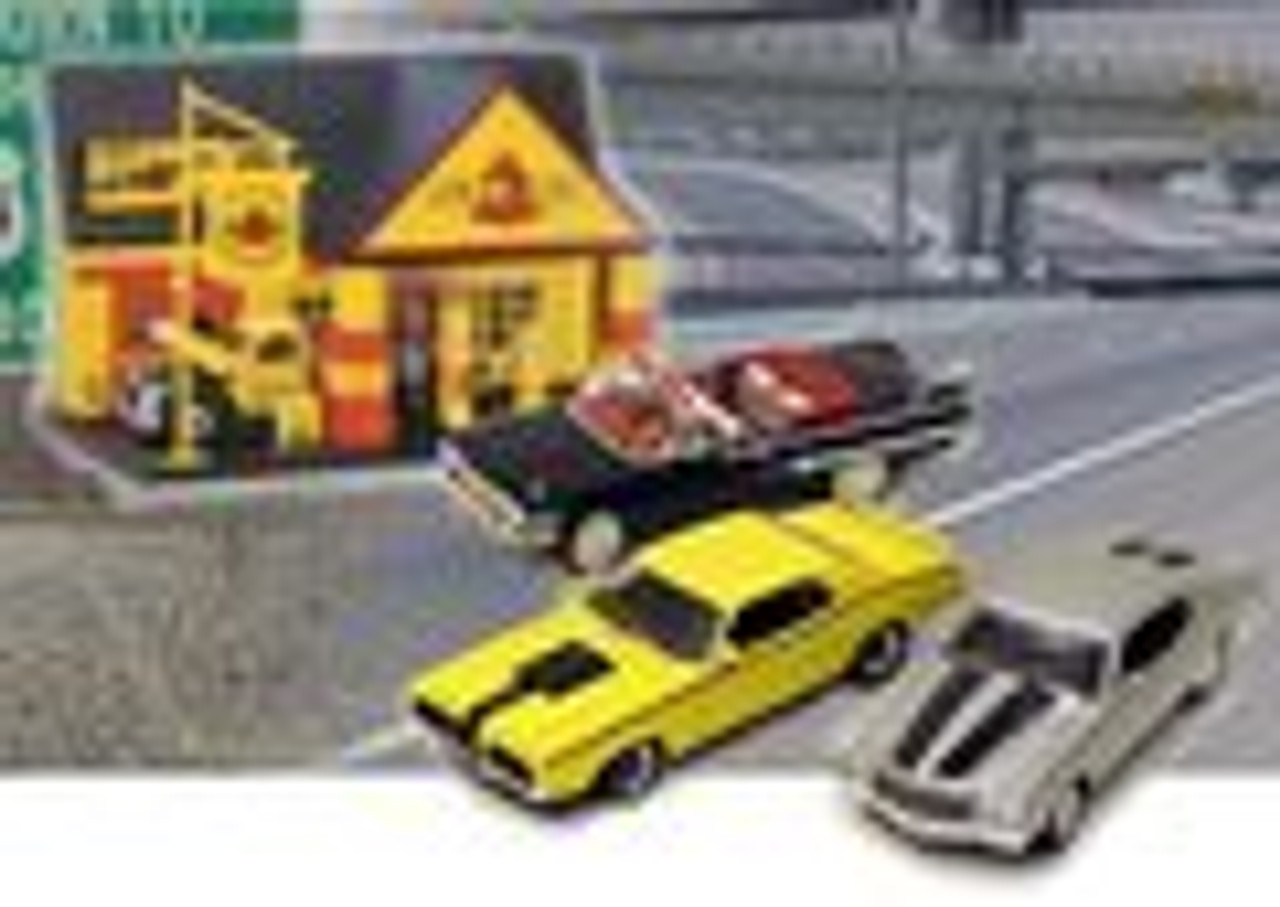 Die-Cast Models
