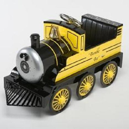 Bumble Bee Pedal Train Engine