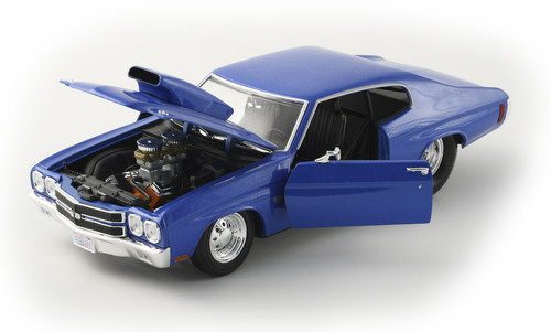 1/18-Scale 1970 Chevrolet Chevelle Pro Street - Powder Blue