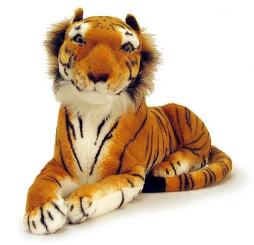 "Lying Tiger  (17"")"