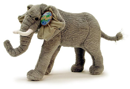 "Standing Elephant with Sound (15"")"