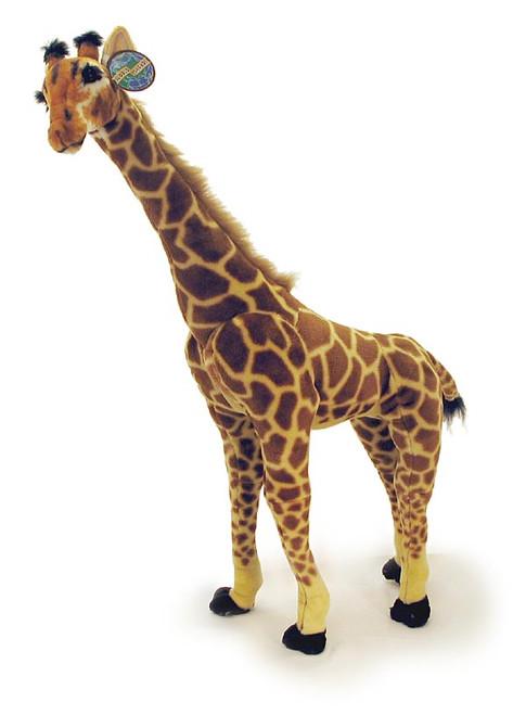 "Standing Giraffe (36"") Plush Model with Sound"
