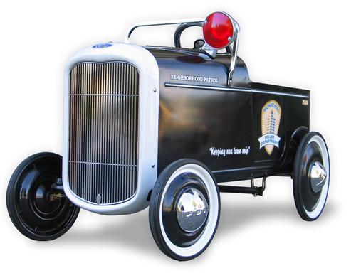 1932 Police Cruiser Pedal Car