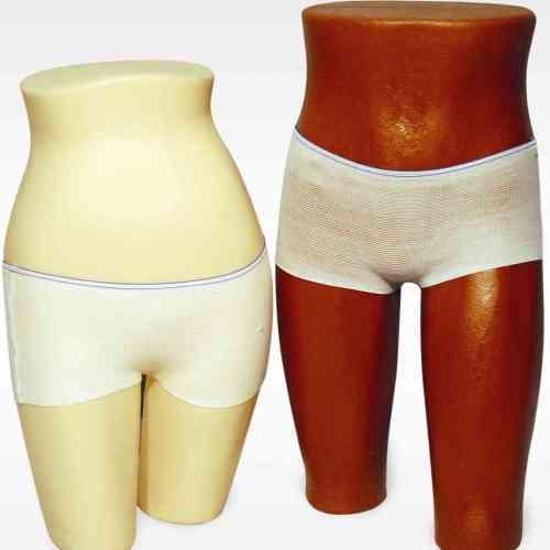 1000 Disposable Stretch Mesh Underwear (Briefs) LARGE